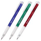 """Ручка шариковая автоматическая BRAUBERG """"Sprinter"""", корпус ассорти, узел 0,7 мм, линия 0,35 мм, синяя"""