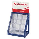 Дисплей пластиковый для ручек BRAUBERG, 12 отделений